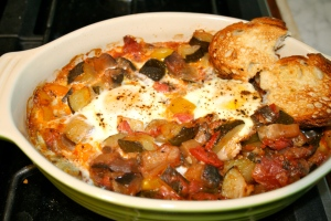 Ratatouille for Breakfast